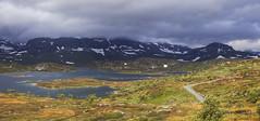 mountain view (MargitHylland) Tags: mountain norway norge telemark haukeli vinje