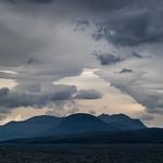 Sky Peaks Sea