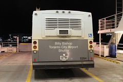 Toronto Bus (So Cal Metro) Tags: city toronto bus airport metro transit shuttle porter newflyer d40lf porterairlines