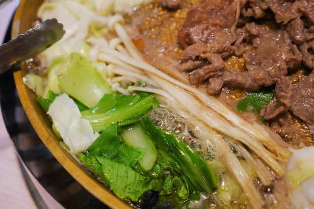 台中 北區–老牌平價韓式料理–韓鶴亭烤肉專賣店