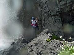 Sotto la cascata (giorgiorodano46) Tags: parco alpi luana altoadige cascata nazionale dello stelvio sudtirolo trafoi trefontane parconazionaledellostelvio agosto2014