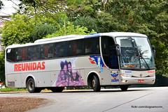 22209 (American Bus Pics) Tags: g6 paradiso marcopolo tietê caçador o500 reunidas k360 k124