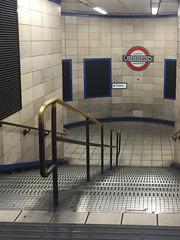 IMG_3520.jpg (matipl) Tags: uk england london stairs unitedkingdom entrance gb undergroundstation