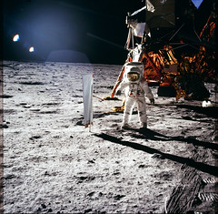 Apollo Photo Edit (thp365) Tags: moon space flag rover astronaut nasa astronauts shuttle outer universe spacesuit astronaus