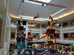 Singapore Christmas Decorations