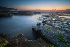 Foggy sunrise Turimetta (Alex cheong) Tags: seascape beach sunrise landscape sony sydney foggy australia nsw luminosity 3exposure a7r turimetta turimettabeach sonya7r fe1635mm