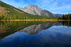 D71_1926 (stevenjreed88) Tags: reflection hiking fallcolors grandtetons tetons jacksonhole mtmoran leighlake d7100