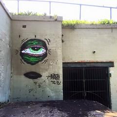 Fort Takapuna, Auckland, NZ (ViSiON (NZ)) Tags: streetart graffiti vision tic graffitiart talkischeap burga nzstreetart dunedingraffiti dunedinstreetart nzgraffiti nzgraffitiart dunedingraffitiart streetartdunedin