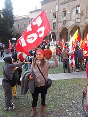 "MANIFESTAZIONE SCUOLA 24 OTTOBRE 2015 (6) • <a style=""font-size:0.8em;"" href=""http://www.flickr.com/photos/99216397@N02/22475283992/"" target=""_blank"">View on Flickr</a>"