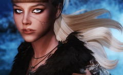 Fryssa (rinjasofia) Tags: graphics character screenshots gaming rpg videogame tes oc enb skyrim screenarchery