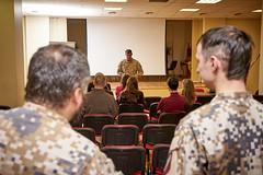 2015.10.30 Atvērtās durvis un prezentācija par nakts redzamības ierīcēm Studentu bataljonā