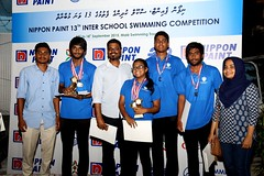 Nippon Paint 13th Inter School Swimming Competition 2015 435