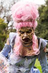 Zombie Walk 2015 (Rebe Cabrera Galindo) Tags: argentina photo blood buenosaires foto zombie sangre 2015 zombiewalk ciudadautnomadebuenosaires zombiewalk2015