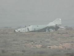 CR.12-53/12-62 RF-4C Las Bardenas Range 16-11-15 (BusterG4) Tags: phantom f4 rf4c 1262 spanishairforce lasbardenasreales rangetargets cr1253