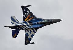 F-16 Falcon (Bernie Condon) Tags: uk tattoo plane greek flying fighter martin display aircraft aviation military airshow f16 falcon lm bomber lockheed warplane airfield ffd fairford riat haf raffairford airtattoo fightingfalcon teamzeus riat15