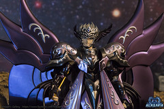 Thanatos Dieu de la Mort (Alreaph's Gallery) Tags: classic saint death god mort bad providence soul terrible inferno cloth sanctuary hades myth ame spectre dieu bandai seiya zodiaque jumeaux enfer chevaliers surplice sanctuaire specter elysion deesse harpe thanatos surplis tamashii enfers alreaph