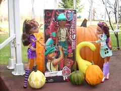 Welcome Home (flores272) Tags: fall monster toy toys doll dolls clawdeen monsterhigh clawdeenwolf clawdeendoll clawdwolf
