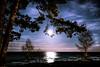 Moonrise (koraybektas) Tags: longexposure moon st petersburg moonrise rise spb mehtap canon1635 canon6d