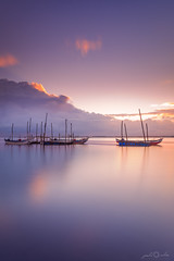 The First Light (paulosilva3) Tags: light portugal sunrise canon de eos big first lee filters ria aveiro stopper waterscape 6d lakescape riverscape supershot