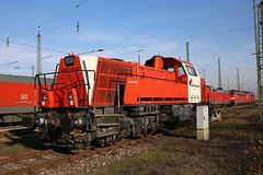Stahlwerke Gerlafingen 5847 004-9 Karlsruhe Gbf (michaelgoll777) Tags: sgag gravita