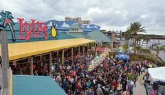 LuLu's Noon Year's Eve Beach Ball Drop 2016-2