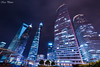 Night time (KESS Photos) Tags: shanghaiworldfinancialcenter shanghai china travel viajar arquitectura architecture building citylights lights nikon d750 night nightphotography