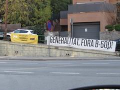Adoctrinamiento total (Eduardo González Palomar) Tags: nacionalismo sant fost campsentelles