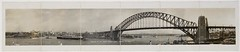 Opening of the Sydney Harbour Bridge, Sydney, 19:3:1932 / E.B. Studios (State Library of New South Wales collection) Tags: statelibraryofnewsouthwales panorama sydneyharbourbridge