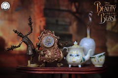 Be our Guest..... (PrinceMatiyo) Tags: hasbro emmawatson liveactionmovie beautyandthebeast babette chip mrspotts cogsworth lumiere