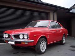 1972 Honda 1300 Coupe 9 (mine was yellow) (LoxPix2) Tags: loxpix hondan600g austina30 hondas600 hondas800 bmw318is coupe benz c200 sports kompressor amg merecedes ford falcon xl xk futura wolseley 2480 humber supersnipe ml320 landrover sd1 rangerover discovery jaguar xjs he xd toyota hiace volvo 245gl landau rambler rebel citroen id19 turbo zephyr mk 1 datsun 180b transit coupe9