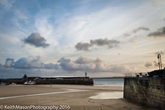 IMG_3596FB (KeithMasonPhotography (a.k.a. Scooter.john)) Tags: stives cornwall beach harbour lighthouse smeaton pier cloud colour sunrise