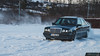 Mercedes 124 Snow edition (urospantelic_photography) Tags: snow drift paradise mercedes 124 car