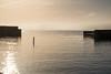 Golden light (Infomastern) Tags: smygehamn smygehuk hamn marina pier pir