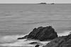 Atenuado (juliosabinagolf.) Tags: nikon nikkor d3300 55200mm monocromático mediterráneo mar comunidadespañola costa cabodepalos