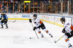 "Missouri Mavericks vs. Wichita Thunder, January 7, 2017, Silverstein Eye Centers Arena, Independence, Missouri.  Photo: John Howe / Howe Creative Photography • <a style=""font-size:0.8em;"" href=""http://www.flickr.com/photos/134016632@N02/32129245941/"" target=""_blank"">View on Flickr</a>"