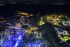 "Vew from "" the Sea Candle"" 江ノ島から (yoko.wannwannmaru) Tags: 20170113dsc5408n enoshima nightview japan kanagawa illumination lighthouse view birdseyeview"