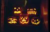 lb-024-2002-006 (Paul-W) Tags: halloween 2002 pumpkins jackolanterns carved faced light candles