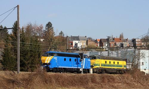 6309+6305, Namur