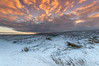 Rise & shine (Lee~Harris) Tags: sun sunrise morning cloud clouds sky snow winter landscape landscapes pennines northpennines outdoor outdoors colour colours rural scenic serene rugged uk love beautiful walking openspace