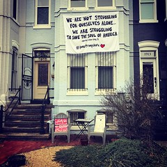 1. ❤️ DC, 2. This is just blocks away from the places that Martin Luther King, Jr. walked and Thurgood Marshall worked to lead in a world that didn't want them to. 3. ❤️ DC #instadc #DC #ustreet #shaw