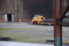 IMG_0787   British Steel, Scunthorpe (SomeBlokeTakingPhotos) Tags: britishsteel steel steelworks steelmill steelindustry stahlwerk stahl heavyindustry manufacturing industrialrailway torpedocar