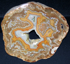 Agate (Borden Formation, Lower Mississippian; eastern Kentucky, USA) 14 (James St. John) Tags: agate nodule nodules geode geodes quartz chalcedony borden formation kentucky mississippian