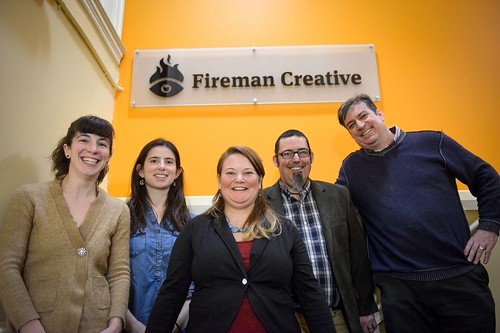 Fireman Creative - group