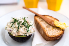 Skagen & Toast at Fika Manly
