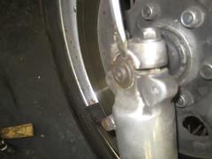 IMG_6449 (digyourownhole) Tags: vintage honda motorcycle restoration caferacer cb550 bratt buildnotbought