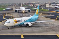 Jet Konnect (Jet Airways) B737-900 VT-JLH Bombay/Mumbai (VABB/BOM) (Aiel) Tags: bombay boeing mumbai b737 b777 jetairways turkishairlines b737900 b777300er jetlite jetkonnect vtjlh