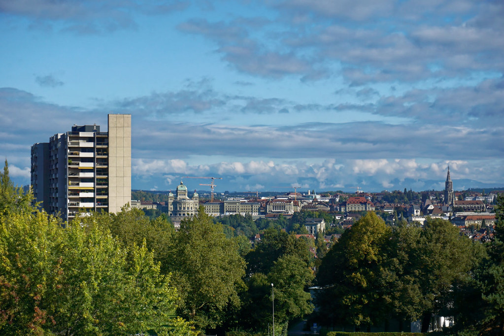 The World\'s Best Photos of bern and hochhaus - Flickr Hive Mind