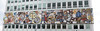 Haus des Lehrers, Berlin (nicnac1000) Tags: berlin germany deutschland mural mosaic hermann hausdeslehrers hermannhenselmann henselmann socialistrealist walterwomacka houseoftheteacher