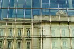 relfex, salzburg (mcorreiacampos) Tags: salzburg vidro austria reflex sterreich architektur glas glasfassade