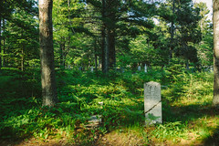 amongst the stories (Marty Hogan) Tags: memorial headstone memory keweenawcounty pinegrovecemetery eagleharbormichigan